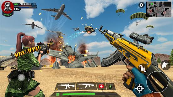 Real Commando Fps Shooting 1.11 Screenshots 8