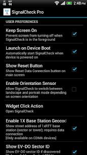 SignalCheck Pro 4.67 Apk 5