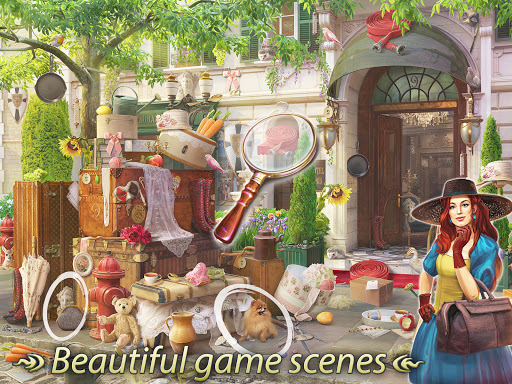 Secrets of Paris: Hidden Objects Game apkpoly screenshots 10
