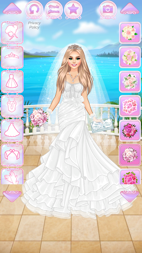 Model Wedding - Girls Games For PC Windows (7, 8, 10, 10X) & Mac Computer Image Number- 6