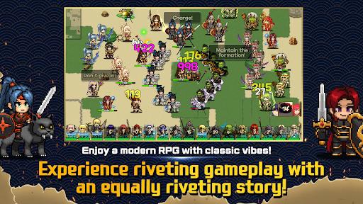 Eternal Saga : Region Tactics  screenshots 3