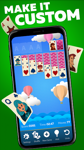 Solitaire Play u2013 Classic Klondike Patience Game 2.1.4 screenshots 3