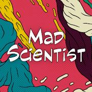 Mad Scientist FlipFont  Icon