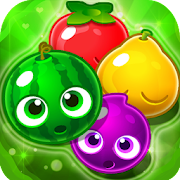 Juicy Fruit - Juice Blast Free Match 3 Games
