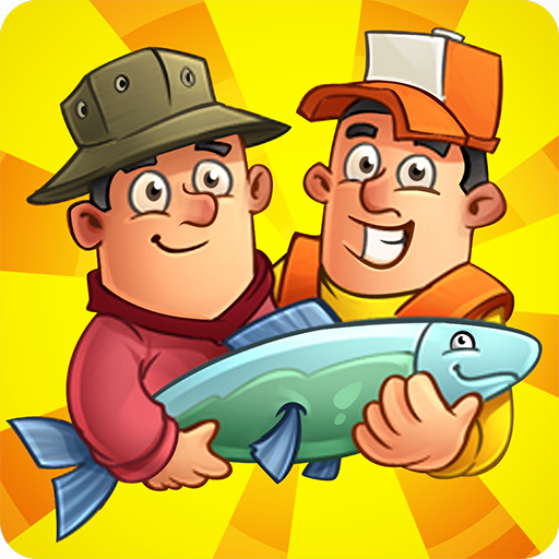 Idle Fishing Clicker-top new tap tycoon games 2020