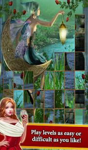 Hidden Scenes - Free Fairy Puzzle Adventure Game