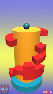 Fall Ball Red Dragon Falling Game Hack Android and iOS 2