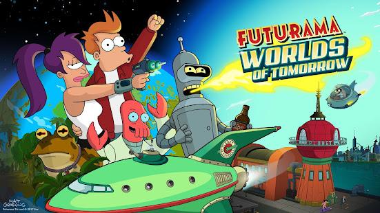 Futurama: Worlds of Tomorrow  screenshots 1