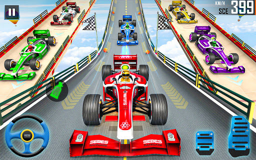 Formula Car Stunt Games: Mega Ramp Car Games 3d 1.6 screenshots 13