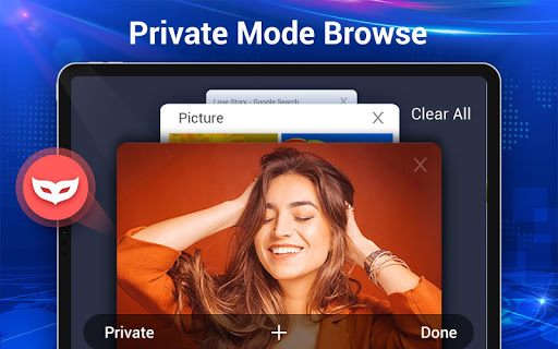 Web Browser & Web Explorer android2mod screenshots 16