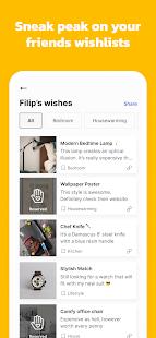 Wishpy - Wish list & registry