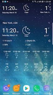 Weather Forecast 5