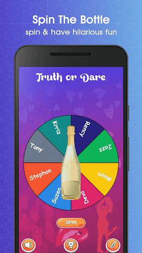 Truth or Dare - Best for Couples, Friends & Family 5.4 screenshots 12