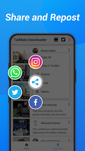 Download Twitter Videos - Save Twitter & GIF screenshots 6