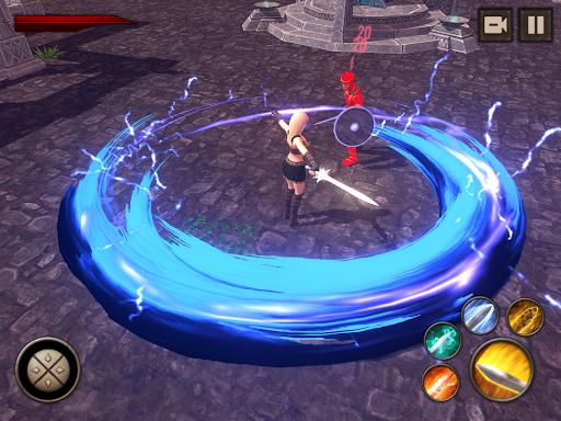 Samurai Ninja Warrior - Sword Fighting Games 2020 screenshots 9