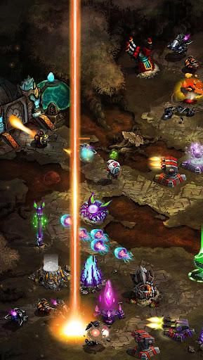 Ancient Planet Tower Defense Offline  screenshots 15