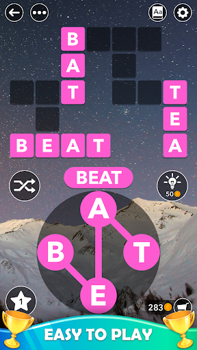 Word Cross : Best Offline Word Games Free  screenshots 4