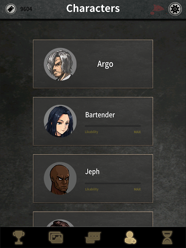 Argo's Choice: Visual Novel, Crime Adventure Game 1.2.9 screenshots 20