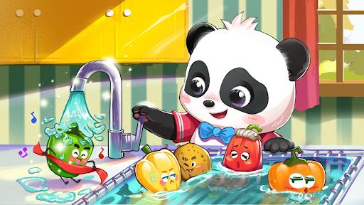 Baby Panda's Kids Puzzles Apkfinish screenshots 14