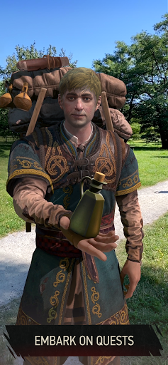 The Witcher: Monster Slayer screenshots 2