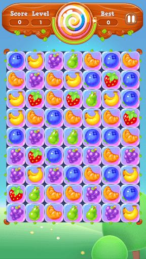 Fruit Melody - Match 3 Games Free 2021 screenshots 6
