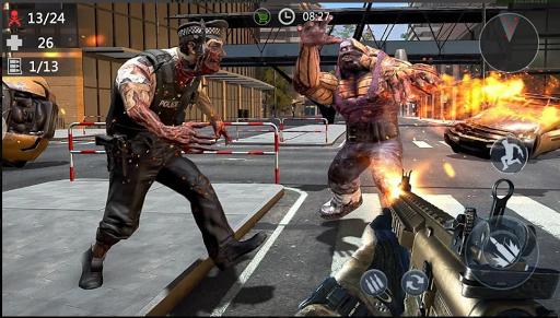 Zombie Critical Strike- New Offline FPS 2020 2.1.1 screenshots 11