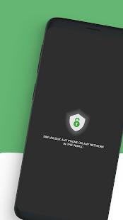 Free Network Code / IMEI Sim Unlocker for Android Screenshot