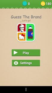 Guess The Brand - Logo Mania 5.3.12 (72) screenshots 1