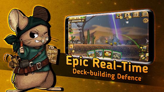 Ratropolis : CARD DEFENSE GAME 1.082 screenshots 1