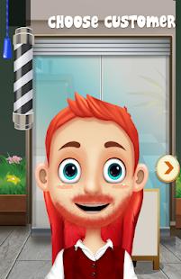 Hair Salon & Barber Kids Games  screenshots 2