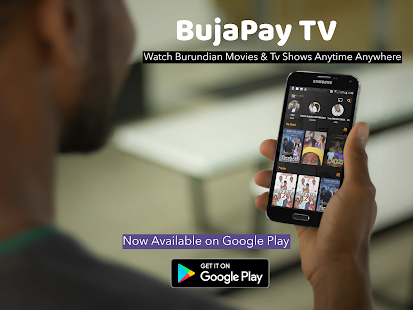BujaPay TV - Watch Burundian Movies & TV Shows