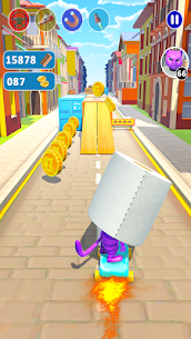 Cat Run Simulator 3d – Endless Cat Running Game Hack for Android and iOS 2