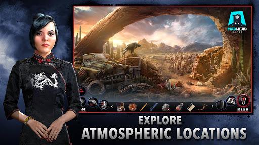 Adam Wolfe: Dark Detective Mystery Game 1.0.1 screenshots 2