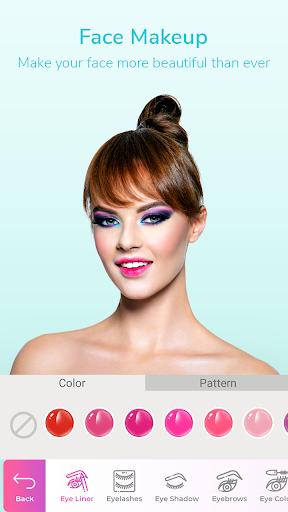 Beauty Photo Editor,Pretty Makeup & Selfie Camera 1.7.12 Screenshots 4