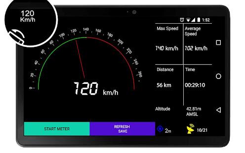 GPS Speedometer - Trip Meter - Odometer 2.2.1 Screenshots 11