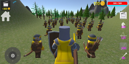 Medieval War Tiny apklade screenshots 1