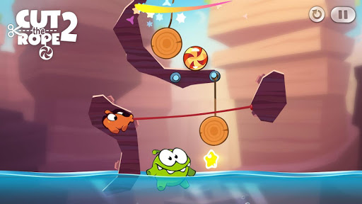 Cut the Rope 2 apktram screenshots 13