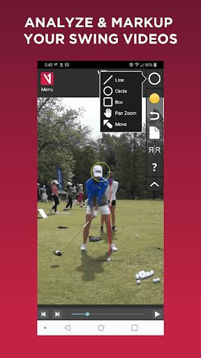 V1 Golf screenshots 2