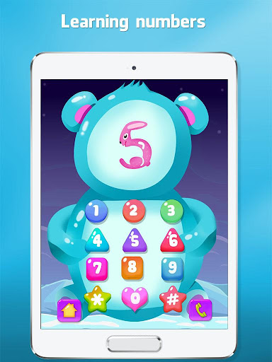 Phone for kids baby toddler - Baby phone apkpoly screenshots 9