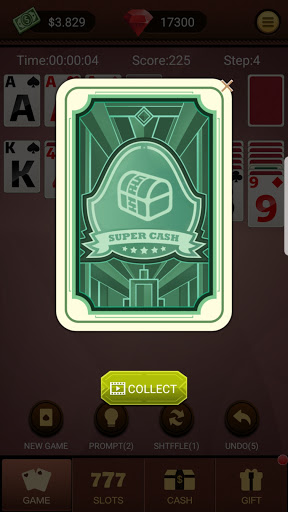 Solitaire Lucky Klondike - Classic Card Games 1.0.13 screenshots 2