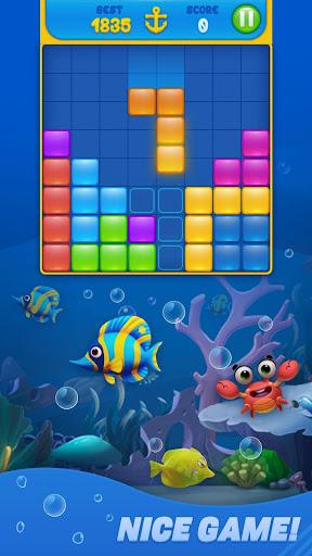 Save Fish - Block Puzzle Aquarium modavailable screenshots 12