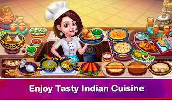 Cooking Express 2 : Global Kitchen Cooking Game