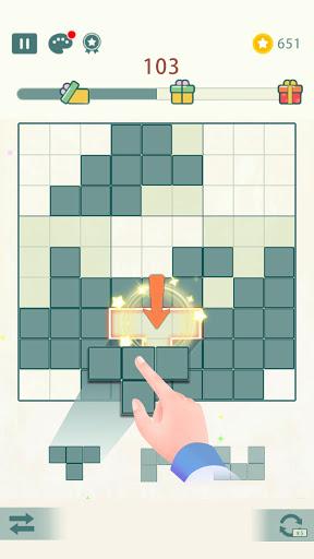 SudoCube u2013 Block Puzzle Jewel Games Free android2mod screenshots 4
