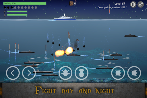 Sea Battle : Submarine Warfare 3.3.2 screenshots 11