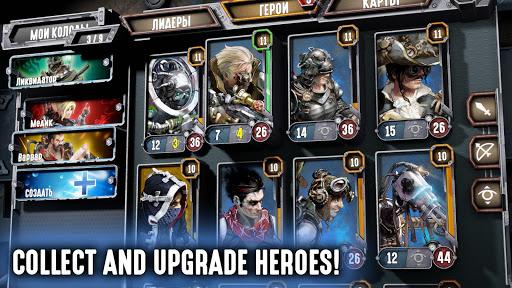 Regular Heroes - Steampunk Card Game (CCG) 0.5.61 screenshots 2