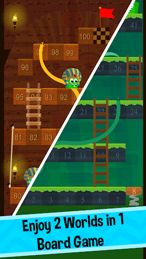 ud83dudc0d Snakes and Ladders Board Games ud83cudfb2 1.3 screenshots 2