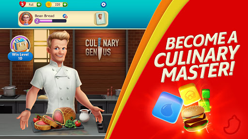 Gordon Ramsay: Chef Blast 1.8.0 screenshots 8