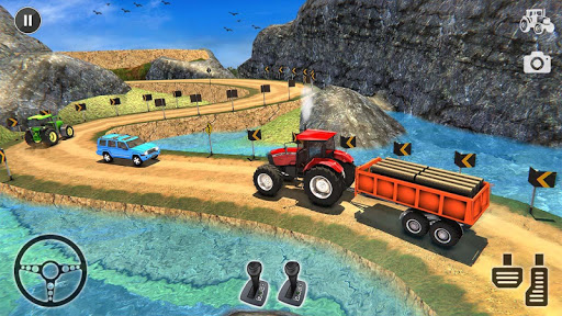 Heavy Duty Tractor Pull  screenshots 3
