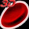 Blood Cells Particles 3D Parallax Live Wallpaper icon