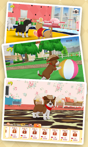 Dog Sweetie Friends screenshots 2